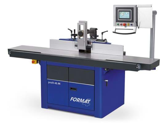 Format-4 Freesmachines Profil 45 M X-motion