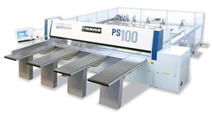Mayer Zaagmachines PS100