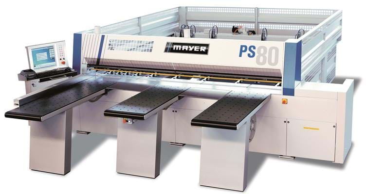 Mayer Machines de coupe PS80