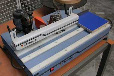Edgebanding machine Hebrock KV16-S