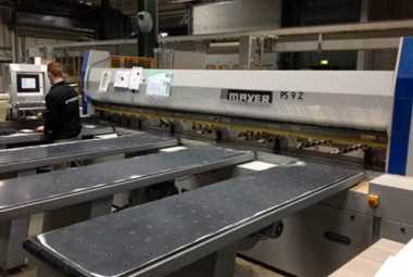 Beamsaw Mayer PS 9 Z + charging system
