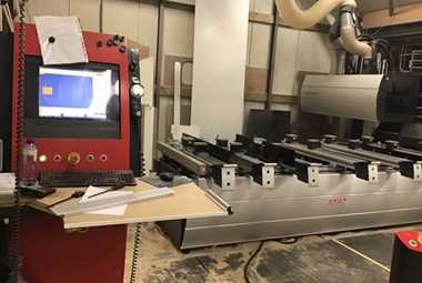 CNC Holztech Industrial Evolution C