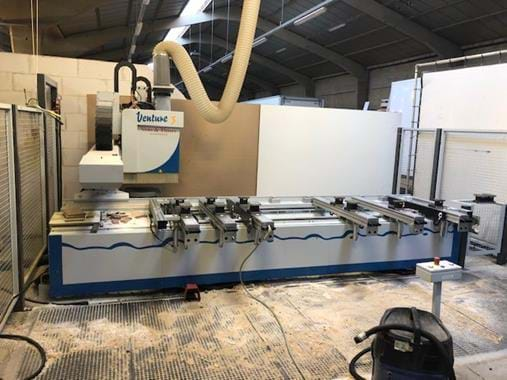 Weeke CNC technologie