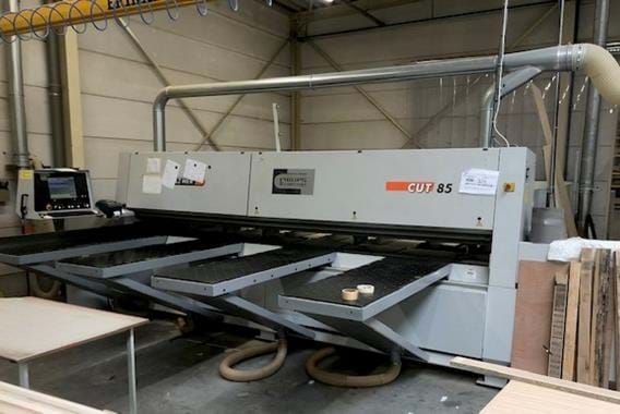 HolzHer Sawing technologie