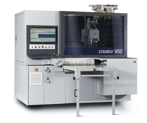 Format-4 Centres d'usinage CNC Creator 950